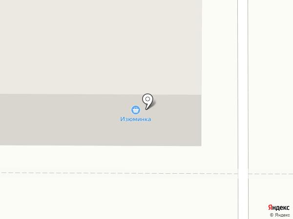 Киоск по продаже периодических изданий на карте Миасса