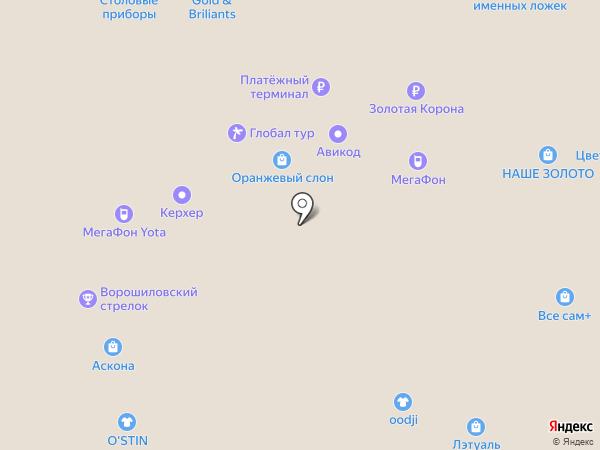 МНОГО*МЕБЕЛИ на карте Миасса