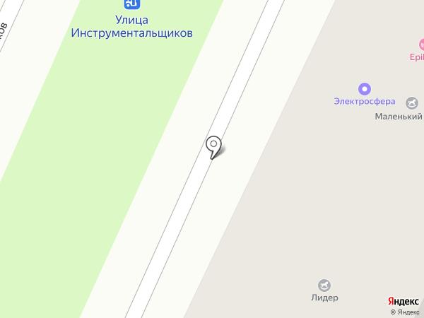 Партнер на карте Миасса