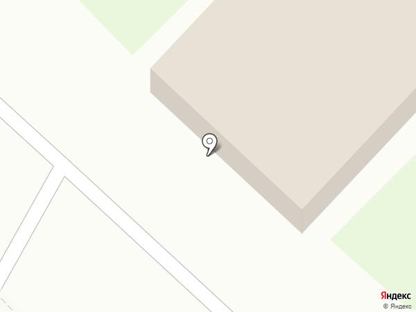 Троллейбусное депо на карте Миасса