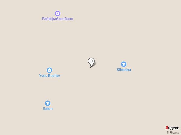 Dianik на карте Миасса