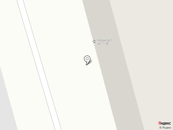 Кадастр-М на карте Миасса