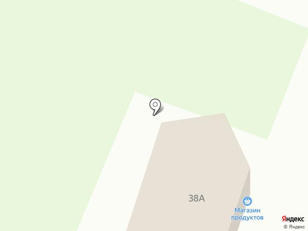 Ника на карте Нижнего Тагила