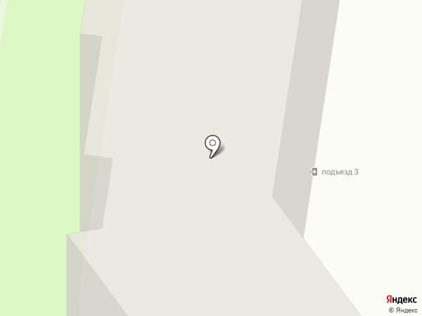 Привокзальный, ТСЖ на карте Миасса