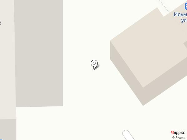 Магазин кондитерских изделий на карте Миасса