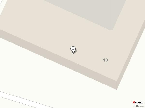 ART-HOUSE на карте Миасса