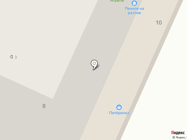 Дед Максим на карте Миасса