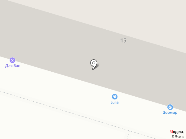 Силуэт на карте Нижнего Тагила