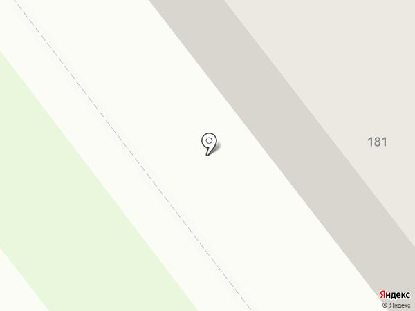 Анахата на карте Миасса