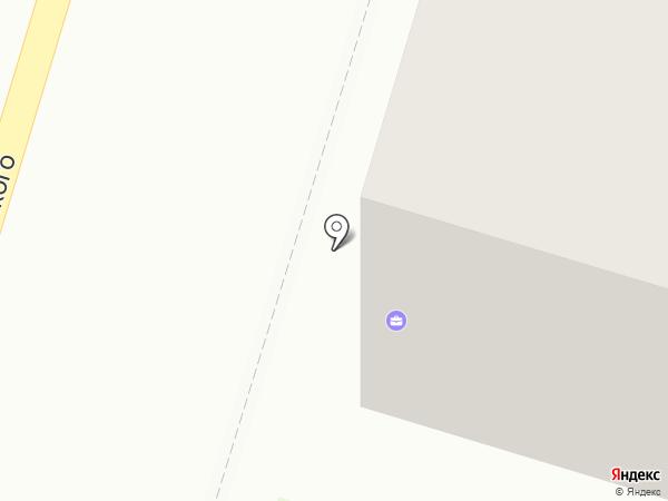 Галана на карте Нижнего Тагила