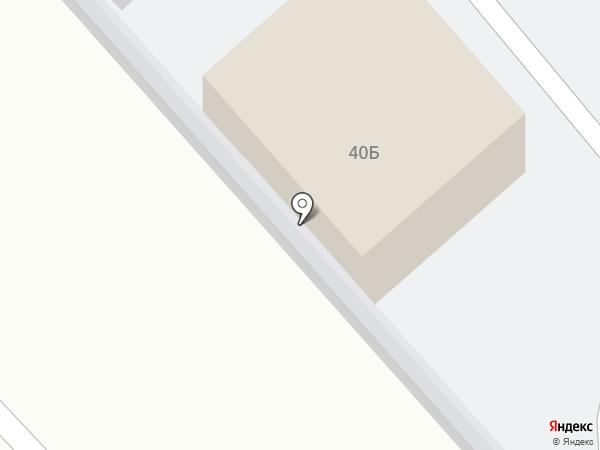 Рябинка на карте Миасса