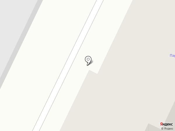 Горизонт на карте Миасса