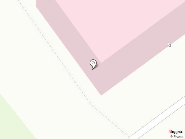 Стоматологическая поликлиника на карте Миасса