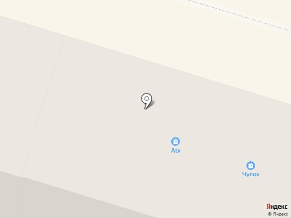 ГАЗЭКС на карте Нижнего Тагила