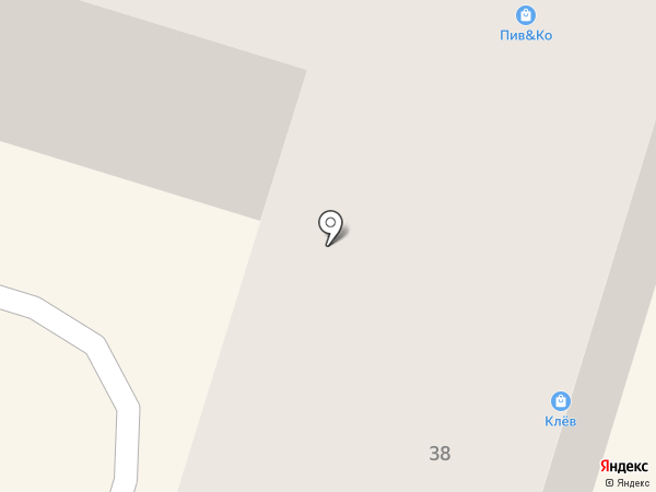 Клёв на карте Нижнего Тагила