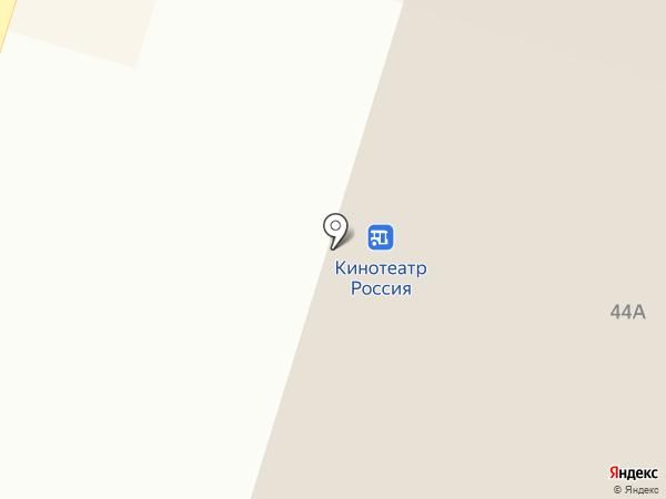 Арбат на карте Нижнего Тагила