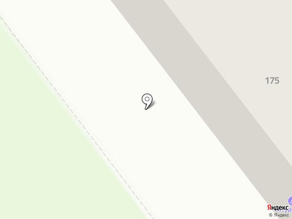 Автоинлайн на карте Миасса