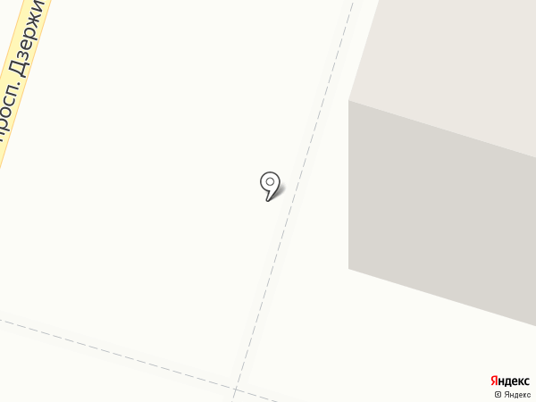 Салон спутникового телевидения и электротоваров на карте Нижнего Тагила