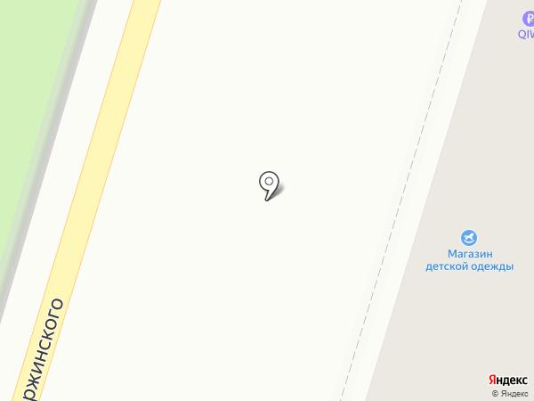 Шар Сюрприз на карте Нижнего Тагила