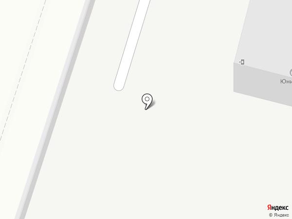 Регион Автотехника на карте Миасса