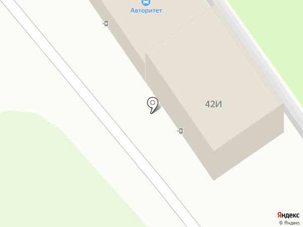 Автоэмаль-М на карте Миасса