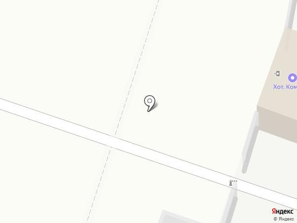 Теплая Компания на карте Миасса