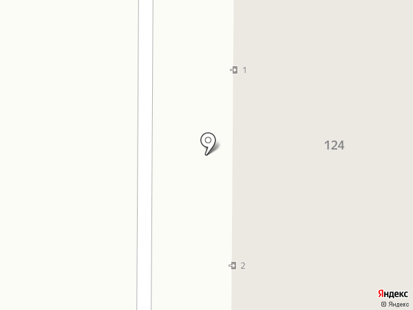 Миассгоргаз на карте Миасса