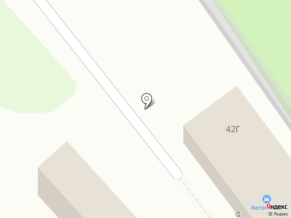 Автомаляр на карте Миасса
