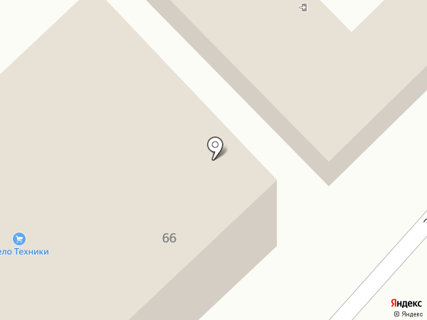 Сервисный центр на карте Миасса