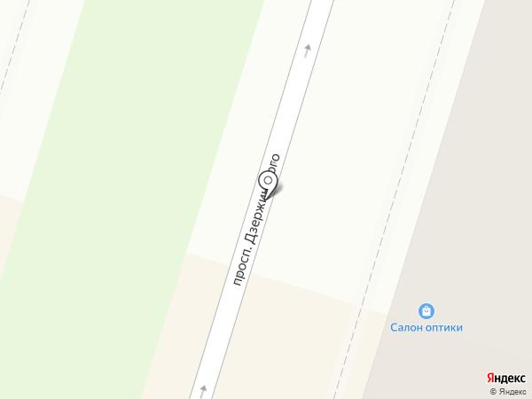 Картридж-Сервис на карте Нижнего Тагила