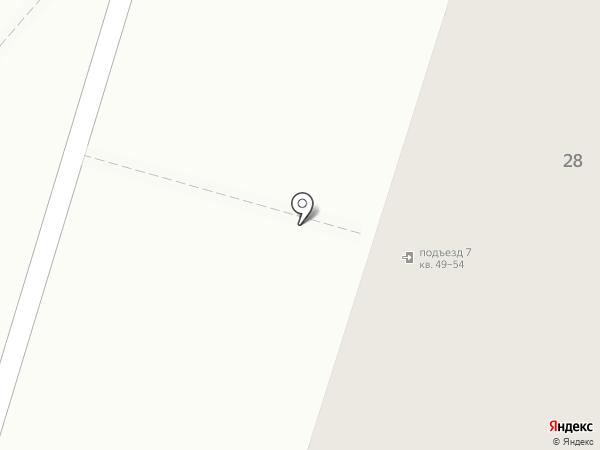 Уютный дом на карте Нижнего Тагила