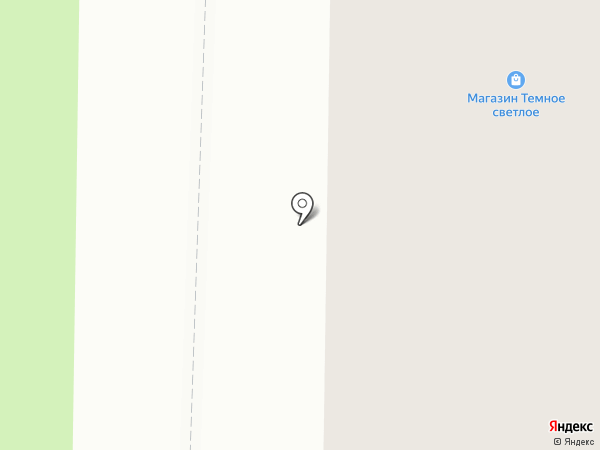 Наташа на карте Миасса