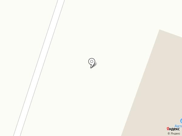 Лада на карте Миасса