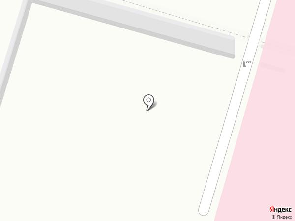Детская городская больница на карте Нижнего Тагила