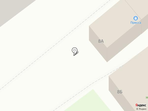 Пивной залив на карте Миасса