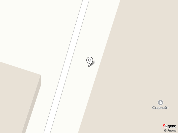 Коммун-Сервис на карте Нижнего Тагила