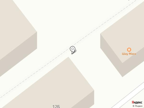 Шау MAXX на карте Миасса