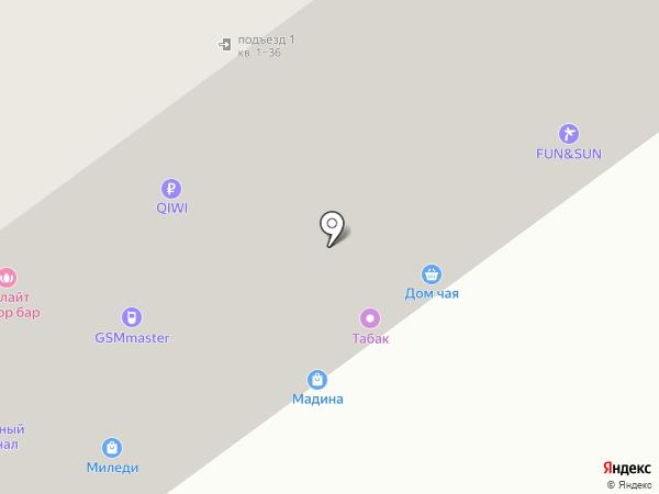 Kodak-экспресс на карте Миасса