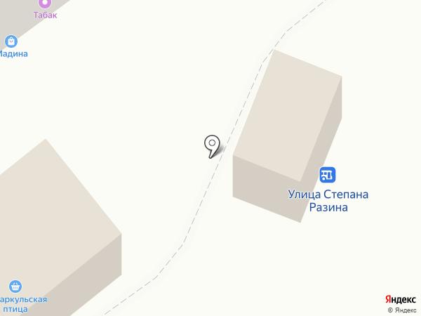 Роспечать, ЗАО на карте Миасса