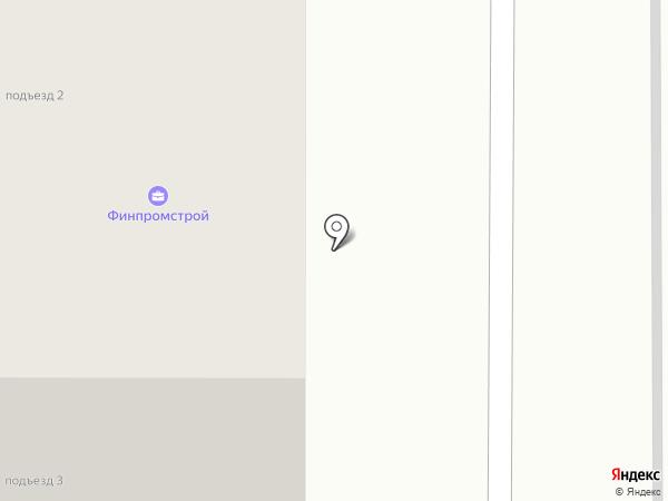 Компания ФинПромСтрой на карте Миасса