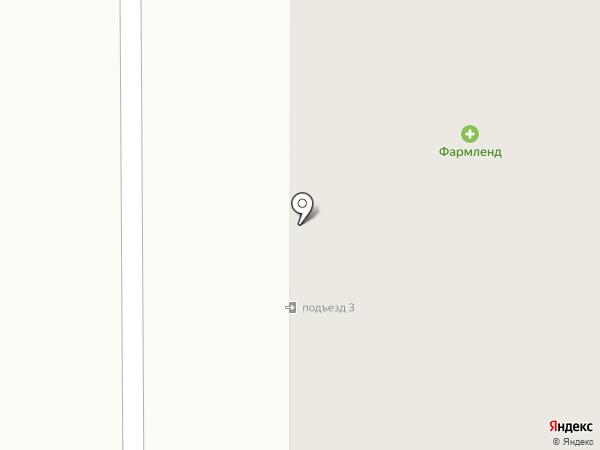 Варвара на карте Миасса