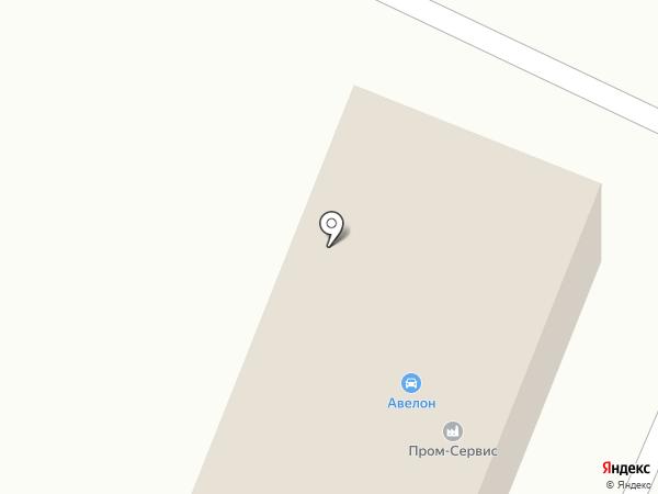 КамАвтоУрал на карте Миасса
