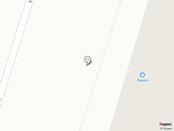Салог на карте Нижнего Тагила