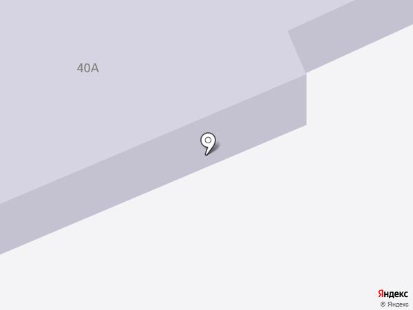 Дегтярская специальная коррекционная общеобразовательная школа на карте Дегтярска