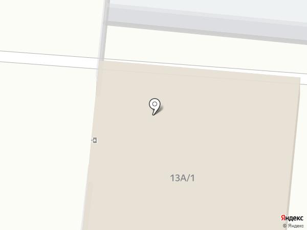 Прайм Авто на карте Миасса