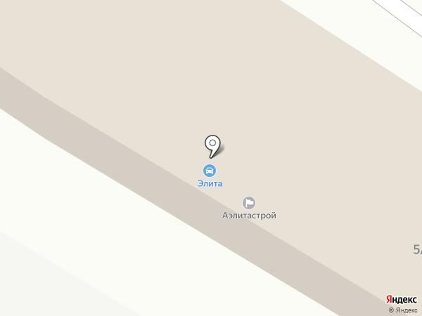 Строительно-производственная компания на карте Миасса