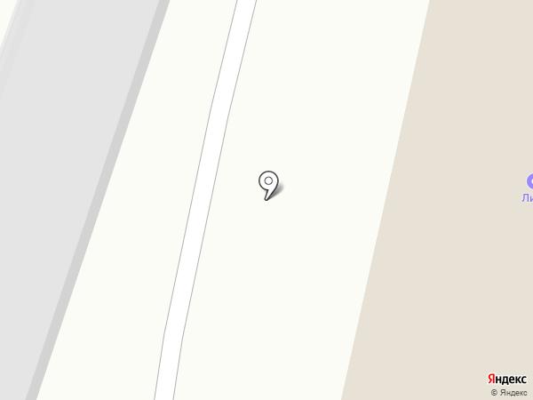 Навикан на карте Миасса