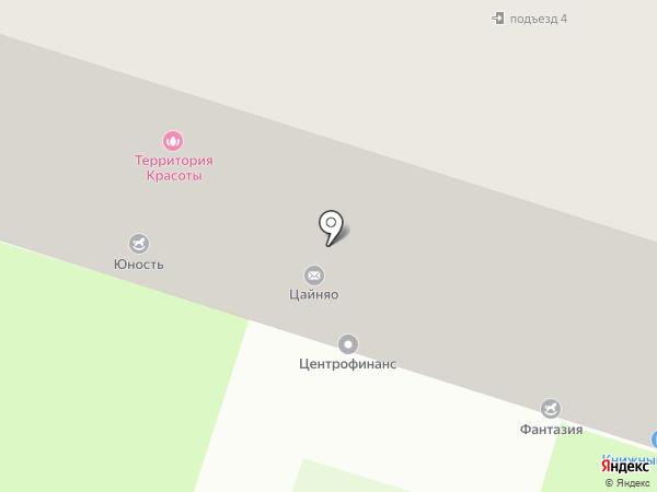 Компаньон на карте Нижнего Тагила