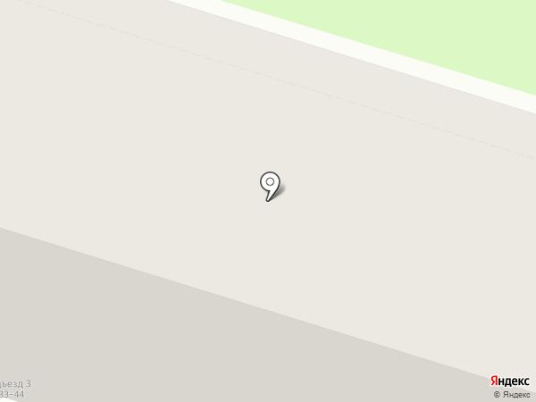 Крутышка на карте Нижнего Тагила
