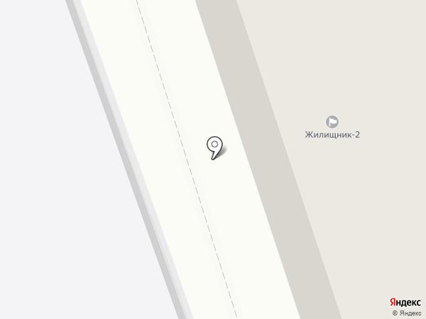 Жилищник-2 на карте Миасса